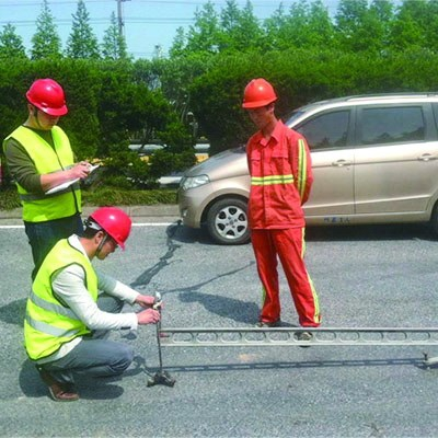 道路工程现场检测